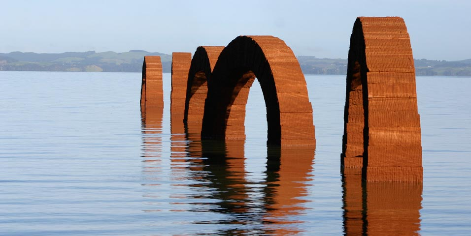 Andy Goldsworthy  Arches